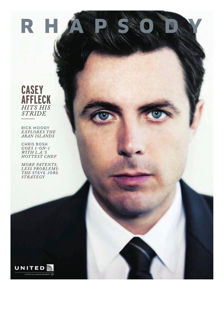 Rhapsody magazine